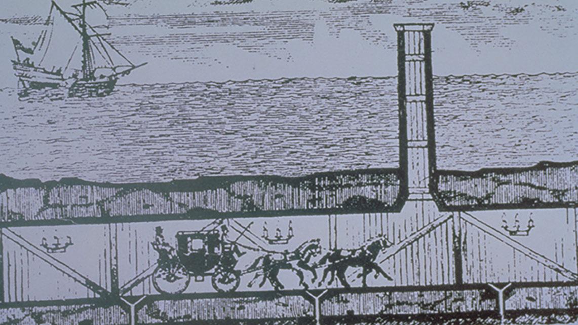 Histoire Getlink - 1802 - Projet albert Mathieu