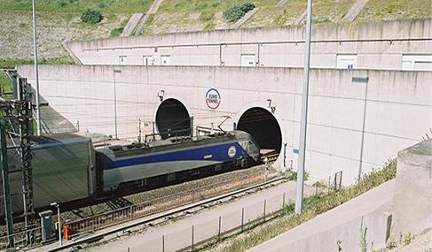 Histoire Getlink - 1997 - Navette passagers