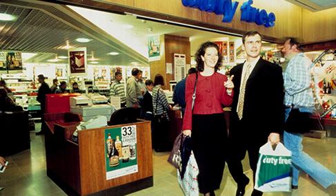 Histoire Getlink - 1999 - Abolition ventes hors taxes