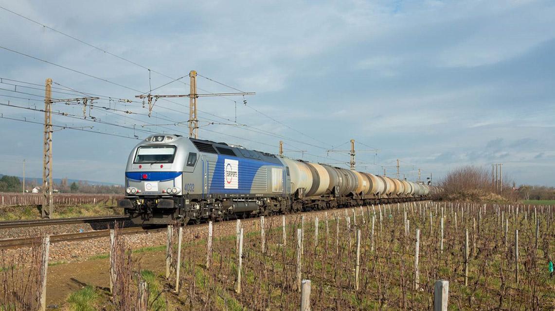 Histoire Getlink - 2009 - Acquisition de 4 filiales de Veolia Cargo par Eurtonnuel