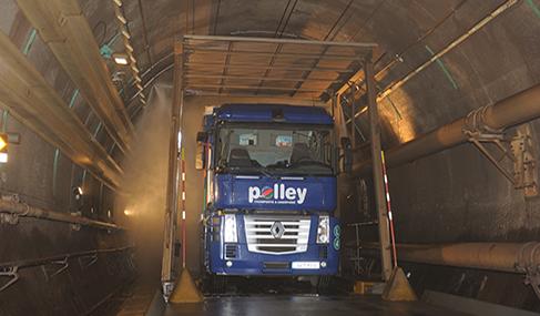 Histoire Getlink - 2011 - Stations SAFE