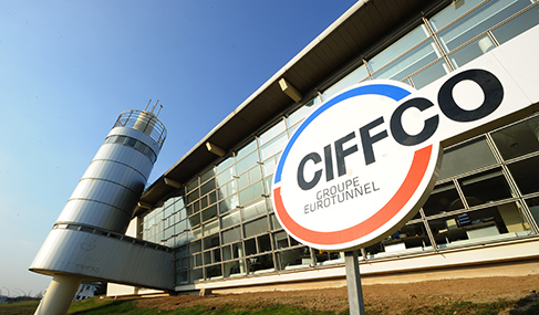 Getlink History - 2012 - CIFFCO opening