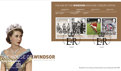Histoire Getlink - 2012 - Eurotunnel The house of Windsor