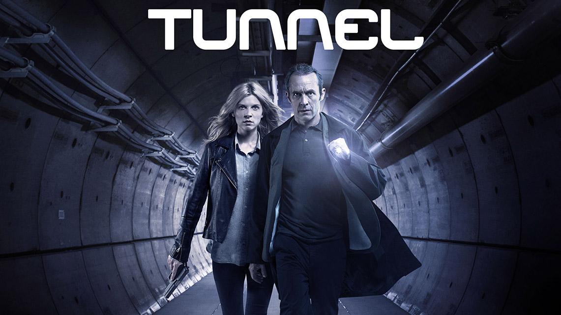 Histoire Getlink - 2013 - Série TV Tunnel