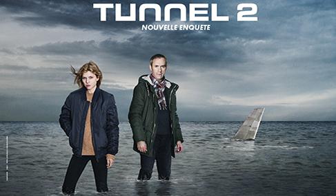 """Histoire Getlink - 2015 - 2ème saison de la série """"Tunnel"""""""