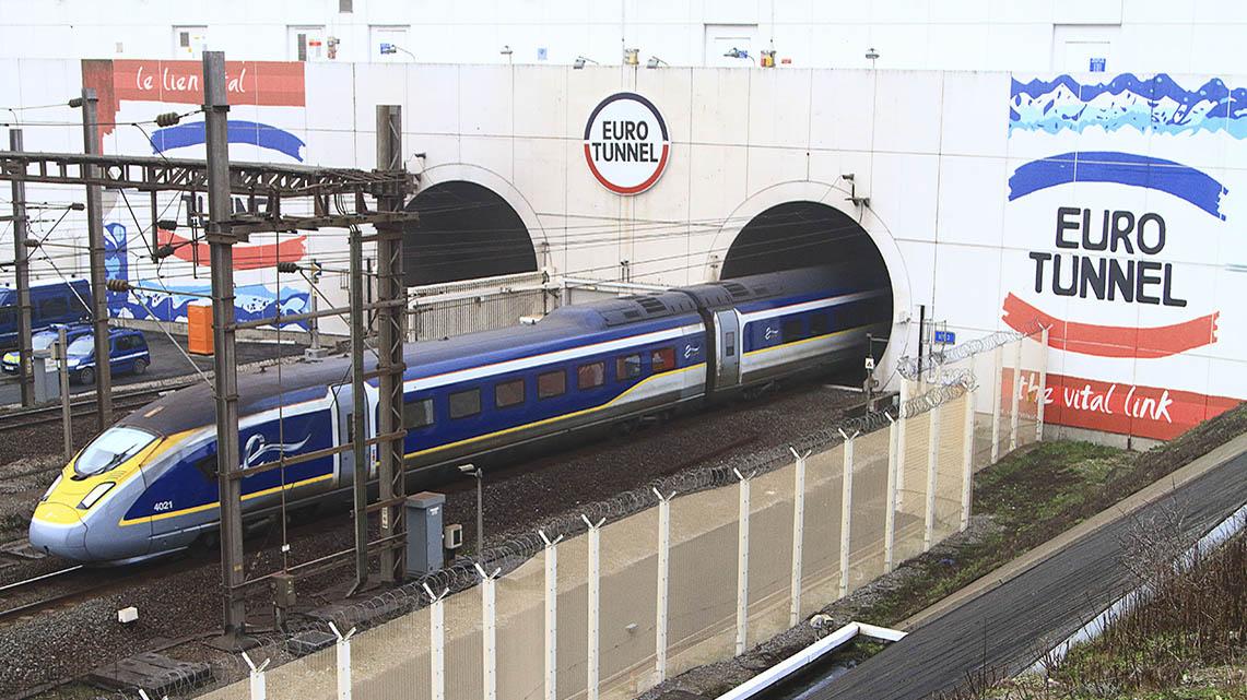Histoire Getlink - 2018 - Liaison Eurostar Londres-Amsterdam