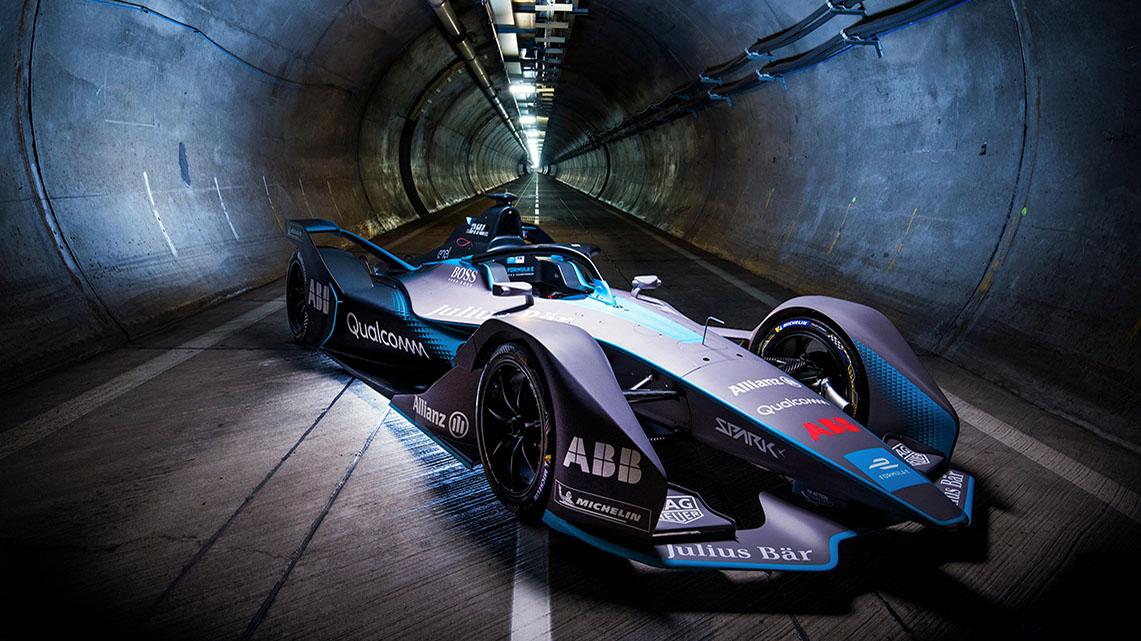 Histoire Getlink - 2018 - Eurotunnel & Formule E