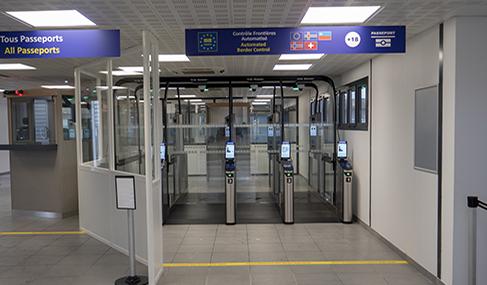 Histoire Getlink - 2019 - Systèmes de passages automatiques