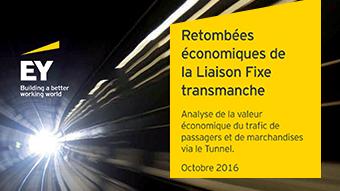 Rapport EY « Retombées économiques de la Liaison Fixe transmanche »