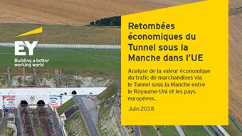 Rapport EY « L'empreinte économique du tunnel sous la Manche dans l'UE
