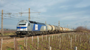 Getlink - freight by Europorte France