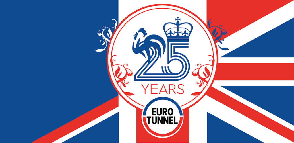 Eurotunnel, the vital link for 25 years