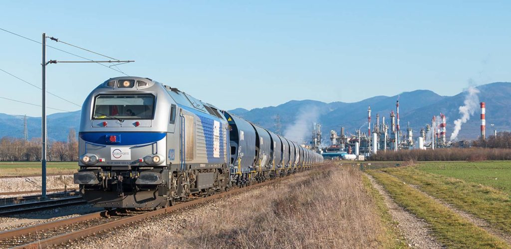 Europorte, the leading private rail freight operator in France