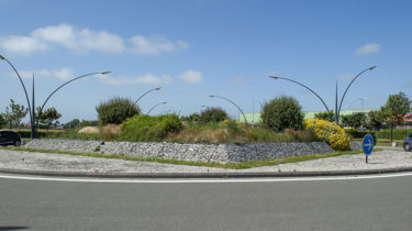 Aménagement Getlink - site paysager
