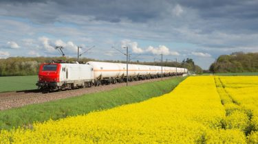 Europorte France : la traction ferroviaire de trains de fret - Getlink