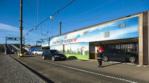 Leader mondial du ferroutage - Eurtonnuel - Getlink