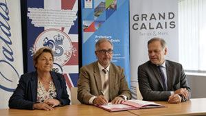 Getlink PAQTE avec agglomération Grand Calais Terres et Mers, responsabilité sociétale