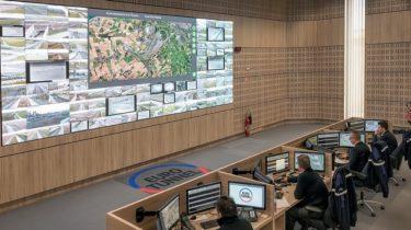 Nouveau poste central de sécurité - Getlink
