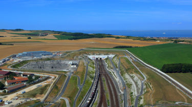 Eurotunnel - The Channel Tunnel infrastructure