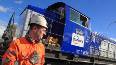 Socorail : des prestations de manutention ferroviaire et de logistique - Getlink