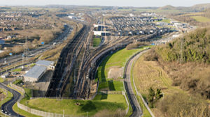 Terminal de Folkestone Eurotunnel