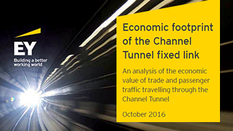 Economic footprint of the Channel Tunnel Fixed Link - EY
