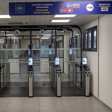 Getlink - Intelligent borders in Eurotunnel