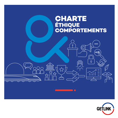 Charte éthique comportements - Getlink