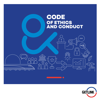 Getlink - Code of Ethics and conduct