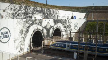Voyageurs Eurostar et navettes eurotunnel