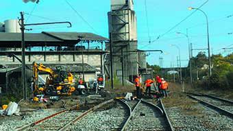 Getlink - Modernisation of the railway heritage