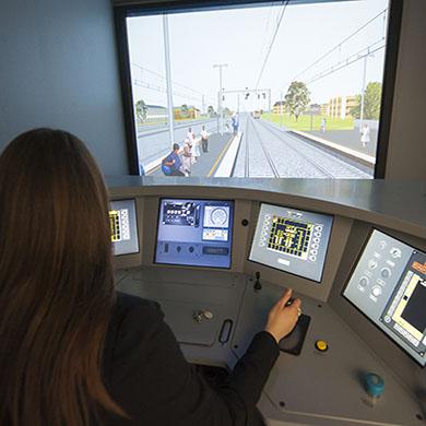 Simulator ciffco - Getlink