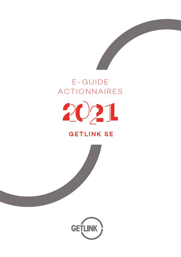 Guide de l'actionnaire Getlink