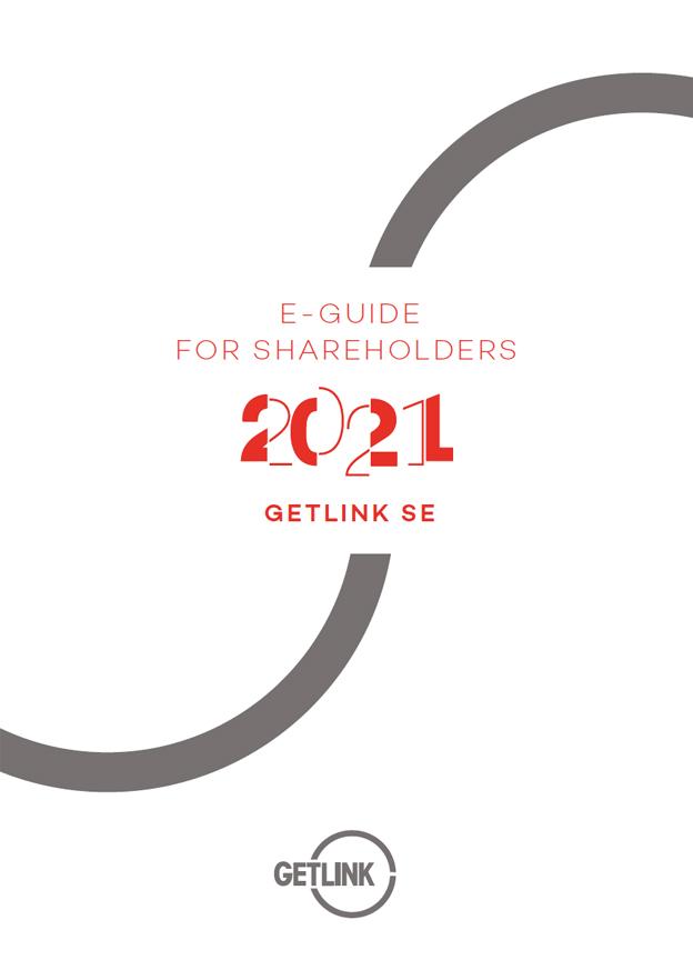 E-guide shareholders - Getlink